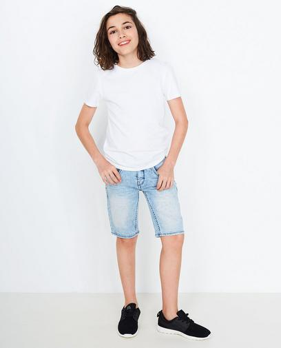 Verwassen jeansshort